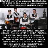BEATLES REVIVAL se skupinou The Basketles