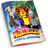 Program – muzikál MADAGASKAR