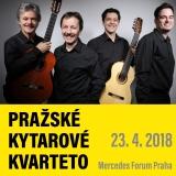PRAŽSKÉ KYTAROVÉ KVARTETO s originálním programem pro tento koncert
