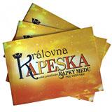 KRÁLOVNA KAPESKA - program