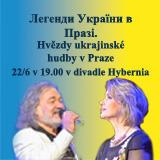 HVĚZDY UKRAJINY V PRAZE - Taras Petrynenko, Tetyana Horobec