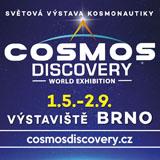 COSMOS DISCOVERY - Světová výstava kosmonautiky
