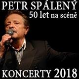 PETR SPÁLENÝ a APOLLO BAND - 50 LET NA SCÉNĚ (Pardubice)