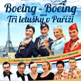 Boeing - Boeing aneb Tři letušky v Paříži