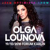 OLGA LOUNOVÁ - JSEM OPTIMISTA SHOW