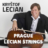 KRYŠTOF LECIÁN a PRAGUE LECIAN STRINGS