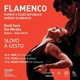FLAMENCO – Palabra Y Gesto (Praha)