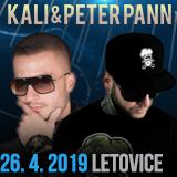 KONCERT KALI a PETER PANN