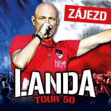 DANIEL LANDA 50 – Zájezd z Prahy do Pardubic