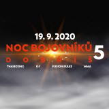 NOC BOJOVNÍKŮ 4