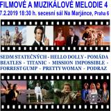 FILMOVÉ A MUZIKÁLOVÉ MELODIE 4