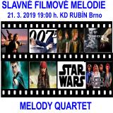 SLAVNÉ FILMOVÉ MELODIE (Brno)