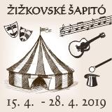 Žižkovské divadelní šapitó 2019 - Bohuš Matuš a Magda Malá
