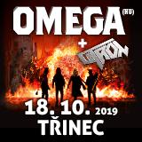 OMEGA - TOUR 2019 TŰZVIHAR (Třinec)