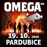 OMEGA - TOUR 2019 TŰZVIHAR (Pardubice)