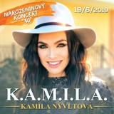 KAMILA NÝVLTOVÁ – Narozeninový koncert