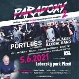 PARADOXY – Hudební a sportovní festival nejen pro sportovce na vozíku