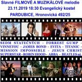 SLAVNÉ FILMOVÉ A MUZIKÁLOVÉ MELODIE
