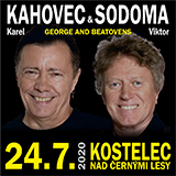 KAREL KAHOVEC, VIKTOR SODOMA a George and Beatovens