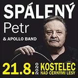 PETR SPÁLENÝ + Miluška Voborníková a Apollo Band