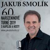 JAKUB SMOLÍK - Tour 60, koncert s kapelou a hosty (Hradec Králové)