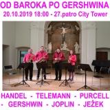 OD BAROKA PO GERSHWINA PRO 4 SAXOFONY