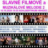 SLAVNÉ FILMOVÉ A MUZIKÁLOVÉ MELODIE 2