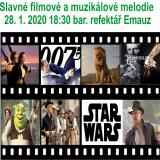 SLAVNÉ FILMOVÉ A MUZIKÁLOVÉ MELODIE (Praha)