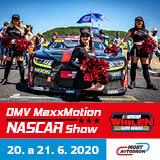 OMV MaxxMotion NASCAR Show (jednodenní VIP vstupenka)