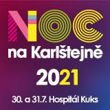 NOC NA KARLŠTEJNĚ (Hospitál Kuks)
