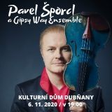 PAVEL ŠPORCL A GIPSY WAY ENSEMBLE