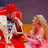 DIVADLO POHÁDEK - Princové jsou na draka (Divadlo Image)