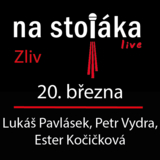 NA STOJÁKA - Lukáš Pavlásek, Ester Kočičková, Petr Vydra