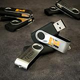 USB Flashdisk 32GB WE WILL ROCK YOU