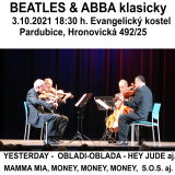 BEATLES and ABBA klasicky