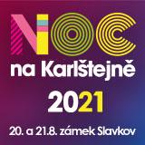 NOC NA KARLŠTEJNĚ (Zámek Slavkov – Austerlitz)