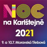 NOC NA KARLŠTEJNĚ (Zámek Moravská Třebová)