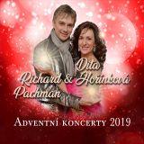 Richard Pachman a Dita Hořínková - Vánoční koncerty 2019 (Praha)