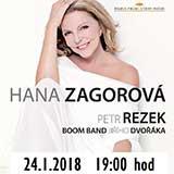 HANA ZAGOROVÁ a PETR REZEK (Plzeň)