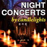 NIGHT ORGAN CONCERT BY CANDLELIGHTS