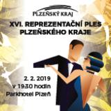 Tanec XVI. REPREZENTAĆNÍ PLES PLZEŇSKÉHO KRAJE- Plzeň