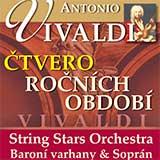 Koncert VIVALDI - FOUR SEASONS- Praha