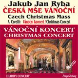 Vánoční program JAKUB JAN RYBA / ČESKÁ MŠE VÁNOČNÍ- Praha