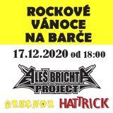 Vánoční program ROCKOVÉ VÁNOCE NA BARČE- Praha