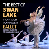 Balet THE BEST OF SWAN LAKE- Praha