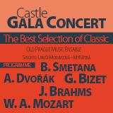 Koncert THE BEST CZECH AND WORLD MUSIC WITH SOPRANO- Praha